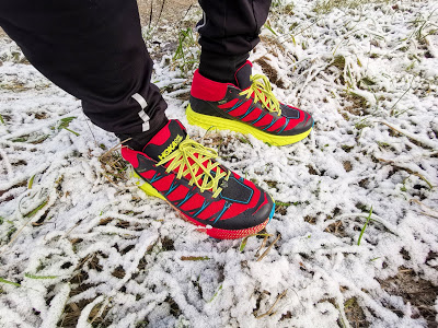 Обзор кроссовок Hoka One One Speedgoat 2 MID WP